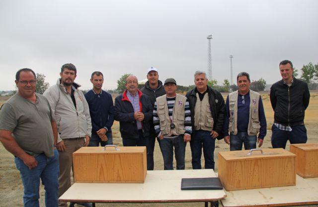 Puerto Lumbreras acoge el Concurso Autonómico de Canto de Jilguero y Mixto Abierto, de ámbito regional - 1, Foto 1