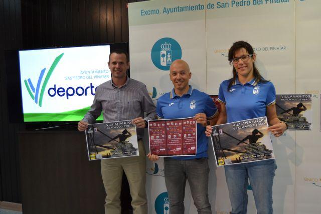 Deportes presenta Villananitos Beach Volleyball y  la Final Regional de Triatlón del programa de Actividad y Deporte en Edad Escolar - 1, Foto 1