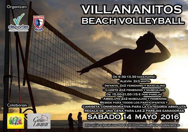 Deportes presenta Villananitos Beach Volleyball y  la Final Regional de Triatlón del programa de Actividad y Deporte en Edad Escolar - 2, Foto 2