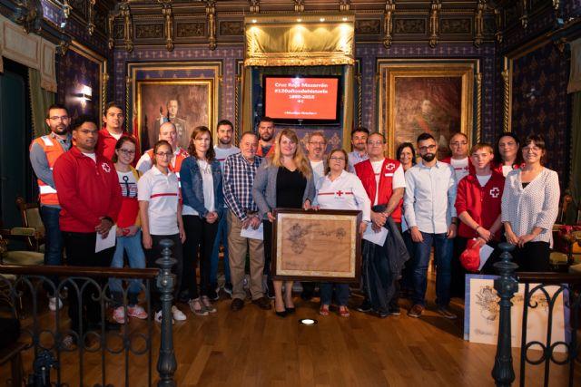Cruz Roja Mazarrón celebra su 120 aniversario - 1, Foto 1