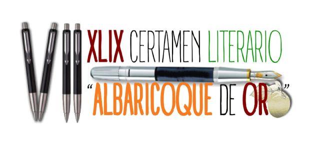 Convocado el XLIX certamen literario Albaricoque de Oro 2018. - 1, Foto 1