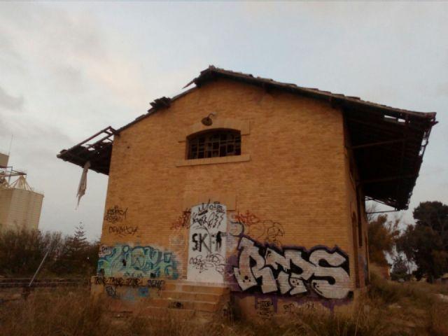 El Consistorio exige a ADIF la urgente adecuación del entorno de la Estación de Ferrocarril de Torre Pacheco - 2, Foto 2