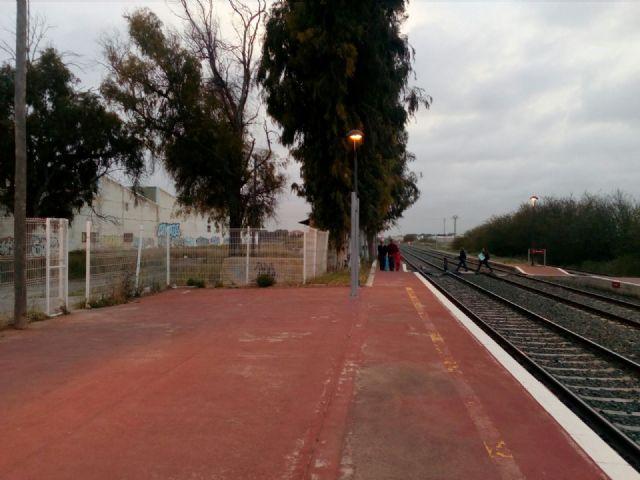 El Consistorio exige a ADIF la urgente adecuación del entorno de la Estación de Ferrocarril de Torre Pacheco - 3, Foto 3