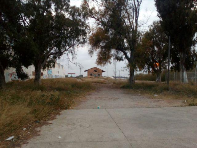 El Consistorio exige a ADIF la urgente adecuación del entorno de la Estación de Ferrocarril de Torre Pacheco - 5, Foto 5