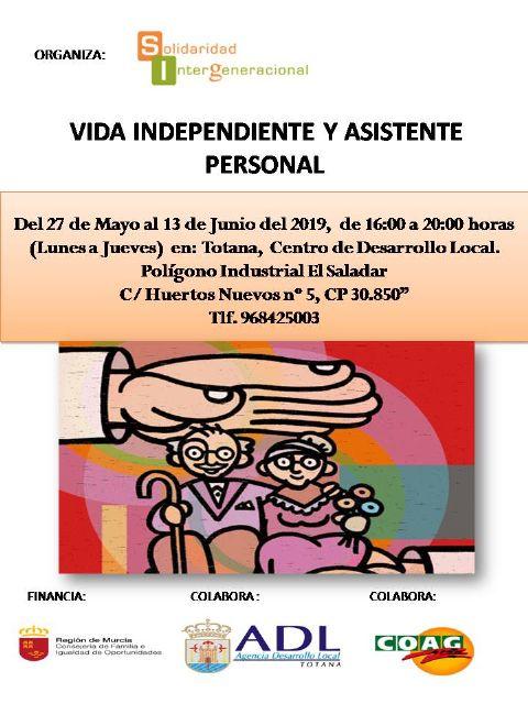 Solidaridad Intergeneracional organiza una acción formativa sobre