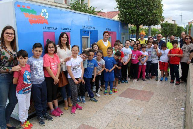 Jumilla, segundo municipio de la Región que más cartón ha reciclado durante el pasado año - 1, Foto 1