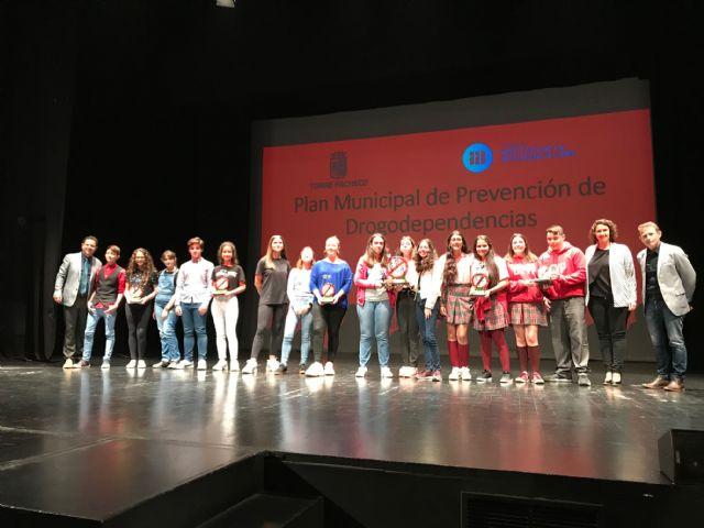 Gala del Proyecto Stay Tuned en el Centro de Artes Escénicas de Torre Pacheco - 1, Foto 1