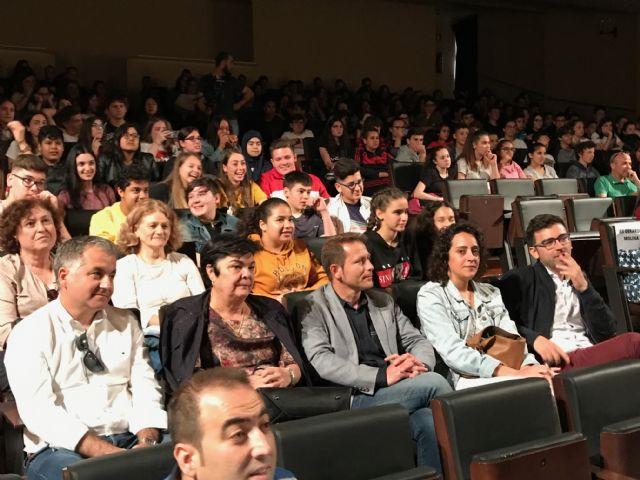 Gala del Proyecto Stay Tuned en el Centro de Artes Escénicas de Torre Pacheco - 2, Foto 2