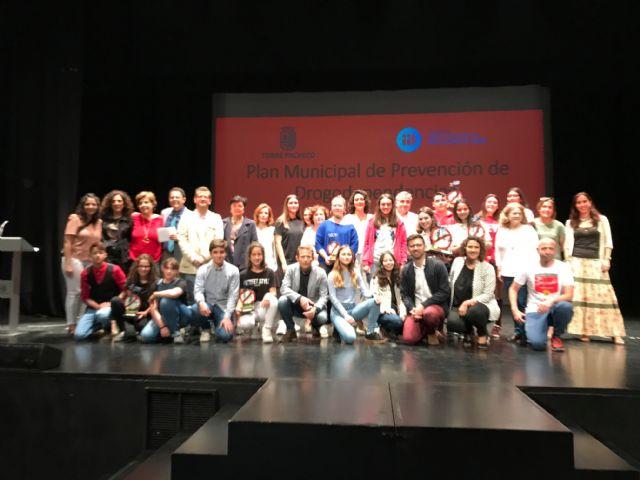 Gala del Proyecto Stay Tuned en el Centro de Artes Escénicas de Torre Pacheco - 3, Foto 3