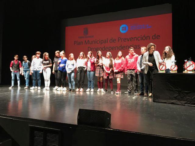 Gala del Proyecto Stay Tuned en el Centro de Artes Escénicas de Torre Pacheco - 4, Foto 4