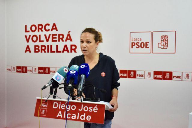 El PSOE convoca a clubes y asociaciones deportivas de Lorca a una sectorial sobre deportes, este viernes 10 de mayo en el IES Ramón Arcas - 1, Foto 1