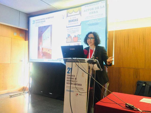 El Hospital de Molina presenta varios proyectos y estudios en el 21 Congreso Nacional de Hospitales y Gestión Sanitaria - 3, Foto 3