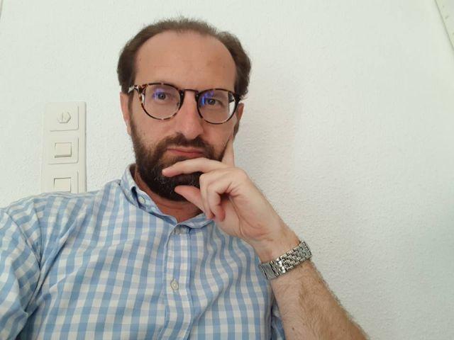 Ignacio Borgoñós presenta el relato ilustrado Dóberman el viernes 10 de mayo en la Primavera del Libro de Molina de Segura - 1, Foto 1