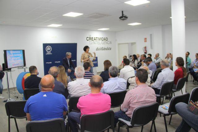 El PP elabora un programa electoral con más de un centenar de propuestas para mejorar Puerto Lumbreras - 2, Foto 2