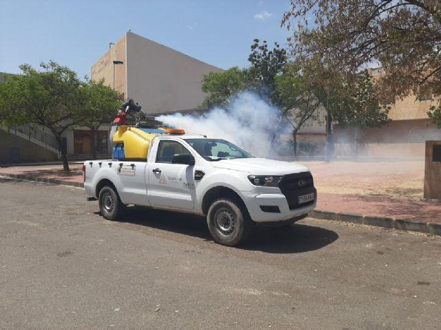 El ayuntamiento incrementa el control sobre los mosquitos para frenar su proliferación, Foto 2