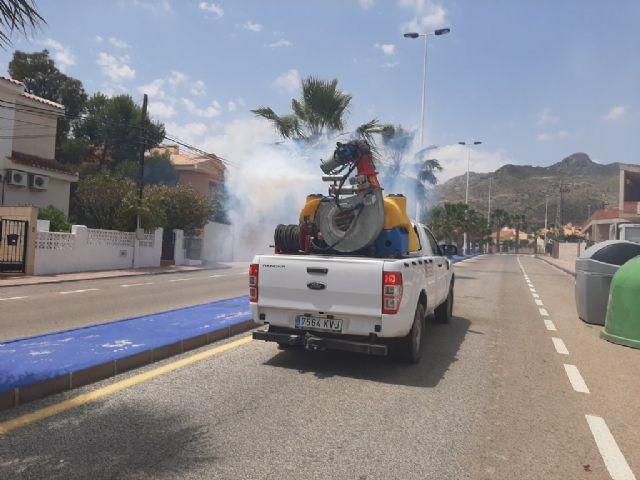 El ayuntamiento incrementa el control sobre los mosquitos para frenar su proliferación, Foto 3