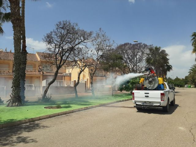 El ayuntamiento incrementa el control sobre los mosquitos para frenar su proliferación, Foto 4