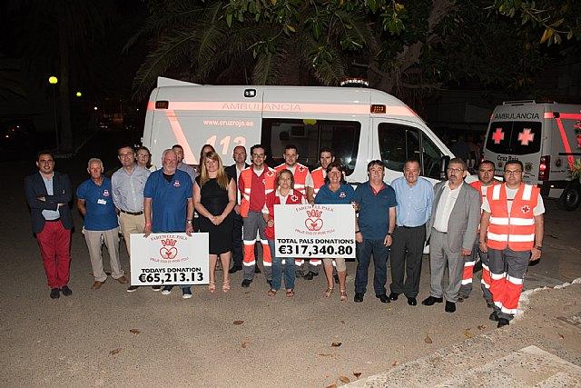 La Asociación PALS y la Iglesia Ecuménica aportan nuevas donaciones al municipio - 1, Foto 1
