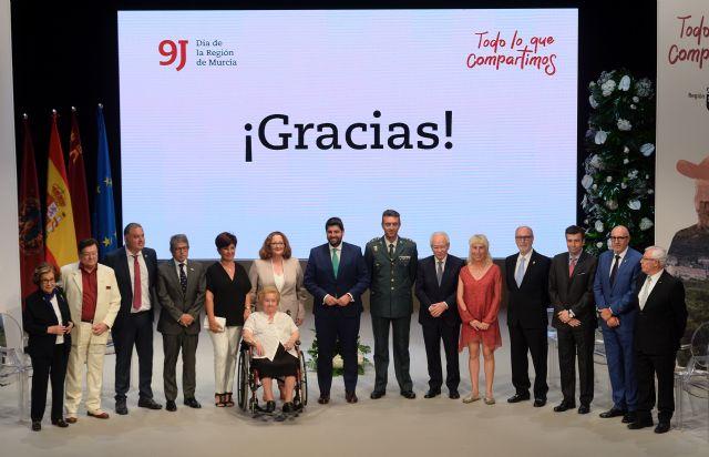López Miras apela a recuperar el espíritu de acuerdo, eliminar diferencias y priorizar el bien común de la Región, Foto 2