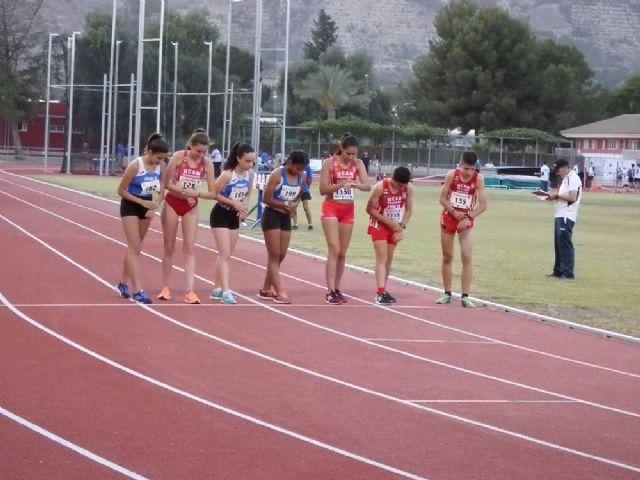Intensa tarde de atletismo en Alhama, Foto 1