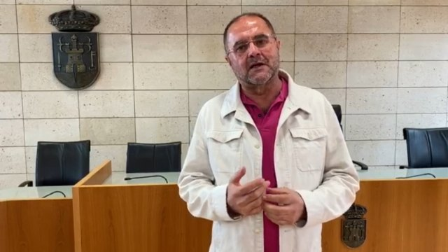 The mayor sends a message to the citizens, on the Day of the Region of Murcia, on the occasion of the 38th anniversary of the approval of the Statute of Autonomy