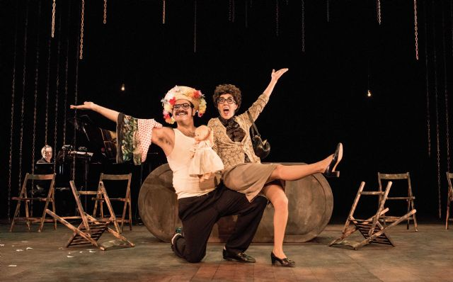 El Teatro Romea acoge el viernes la aclamada comedia musical ´Con lo bien que estábamos´ - 1, Foto 1