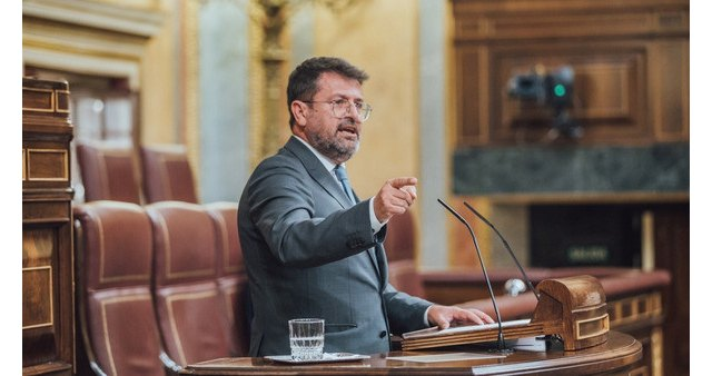 VOX rechaza la reforma del estatuto murciano - 1, Foto 1