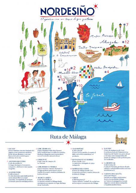 Nordés inaugura las Rutas Nordesiño en Málaga: un recorrido con los mejores aperitivos de la ciudad - 1, Foto 1
