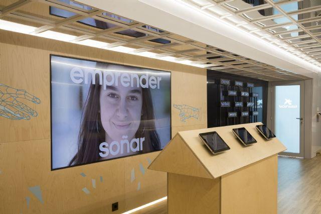 El LabEmprende de la Fundación la Caixa estrena su recorrido en la Región de Murcia - 2, Foto 2