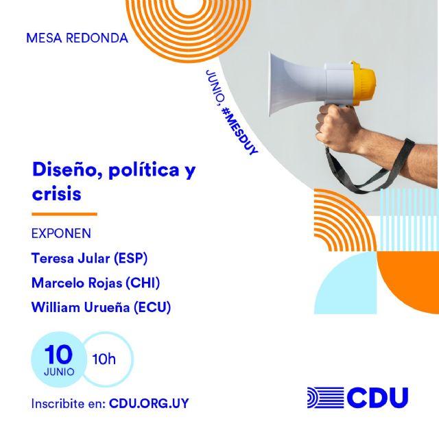 La Cámara de Diseño de Uruguay invita a READ a una conversación internacionalsobre la respuesta del diseño ante la crisis - 1, Foto 1