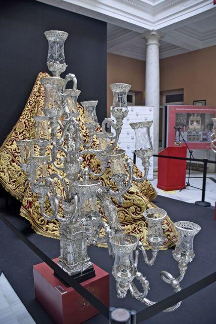 """Inauguración Exposición """"X Aniversario Coronación Canónica de María Stma de Reglas"""" de la Hermandad de los Panaderos de Sevilla - 3, Foto 3"""