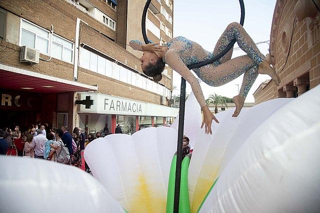 El Nuevo Teatro Circo sopla las velas entre música, magia, performance y reconocimientos - 1, Foto 1
