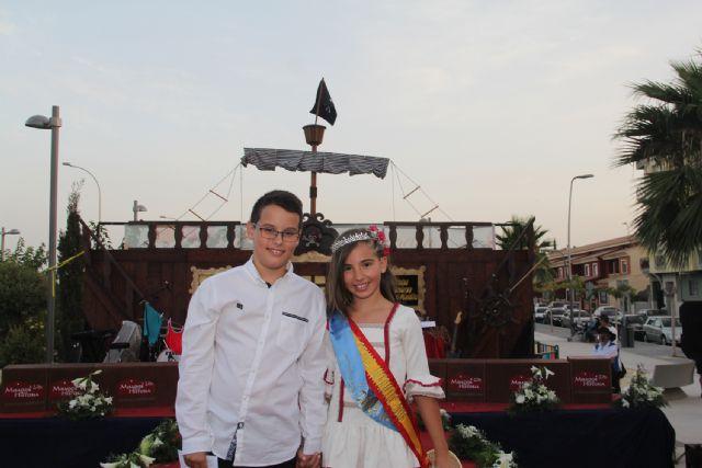 María Martínez Elvira es coronada Reina Infantil 2016 de Puerto Lumbreras - 3, Foto 3