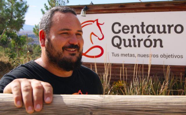 Centauro Quirón desarrolla la primera escuela de zooterapia multiespecie de España, destinada a niños y jóvenes con discapacidad - 1, Foto 1