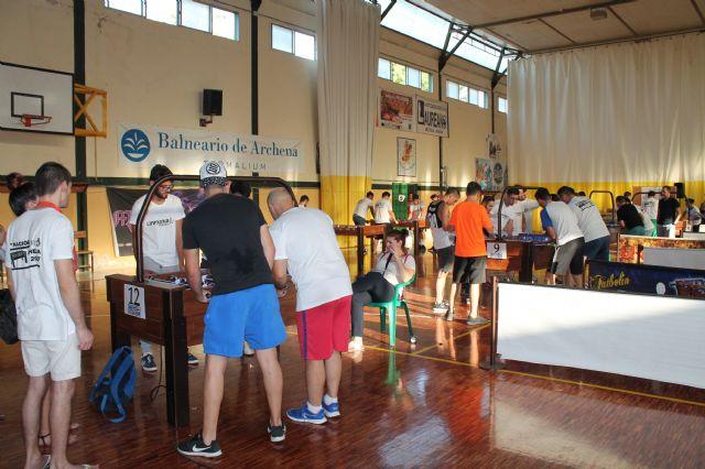Campeonato Nacional de Futbolín en el Polideportivo Municipal de Archena - 1, Foto 1