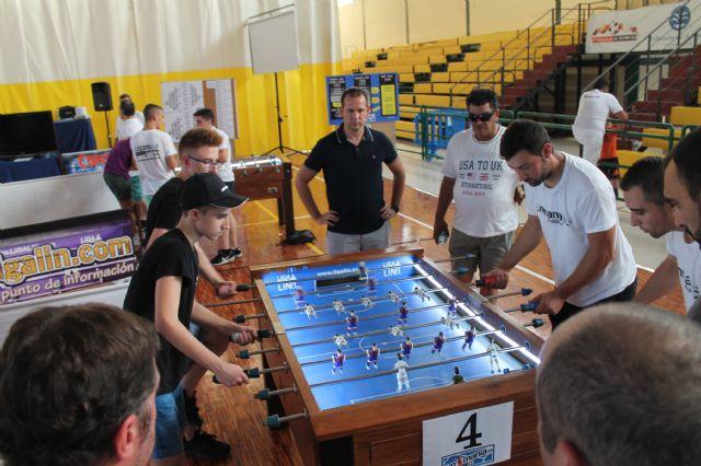 Campeonato Nacional de Futbolín en el Polideportivo Municipal de Archena - 2, Foto 2