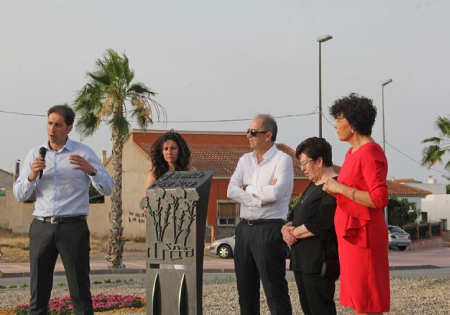 José Sosa Martínez da nombre a una avenida en Puerto Lumbreras - 3, Foto 3