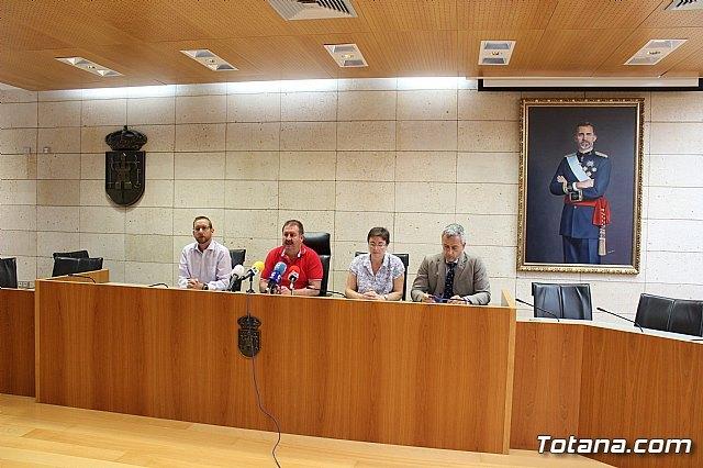 Se presenta la nueva Asociación contra la Línea de Alta Tensión 400 kV-Lorca Solar PV, Foto 1