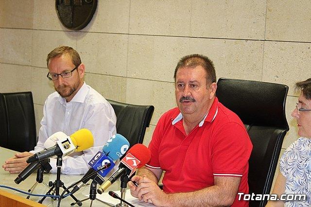 Se presenta la nueva Asociación contra la Línea de Alta Tensión 400 kV-Lorca Solar PV, Foto 2