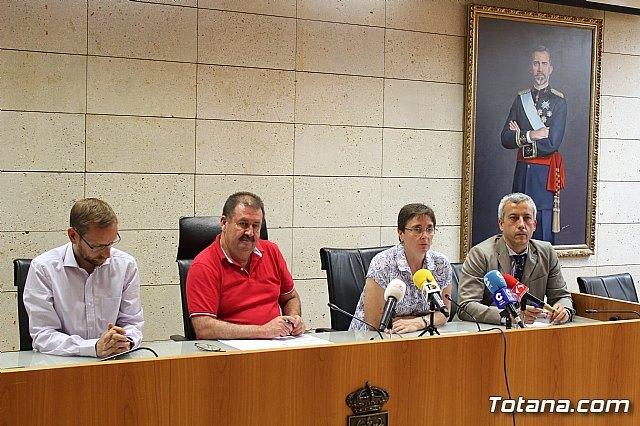 Se presenta la nueva Asociación contra la Línea de Alta Tensión 400 kV-Lorca Solar PV, Foto 3