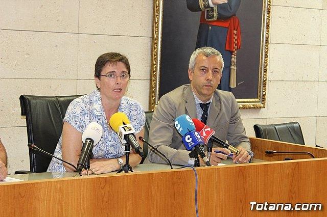 Se presenta la nueva Asociación contra la Línea de Alta Tensión 400 kV-Lorca Solar PV, Foto 4