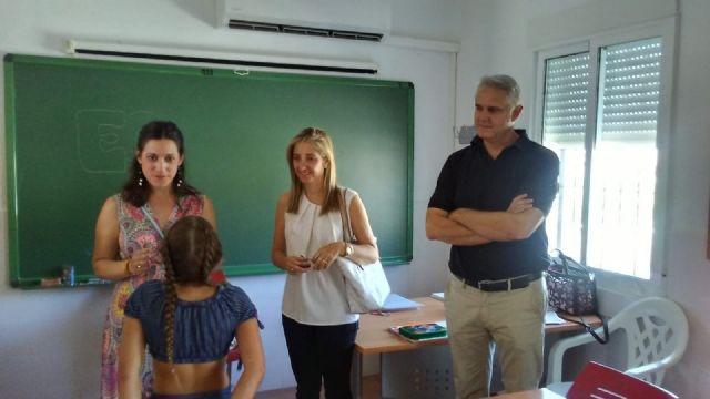 La Comunidad financia la atención de 12 menores en la escuela de verano de Albudeite - 1, Foto 1