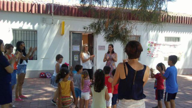 La Comunidad financia la atención de 12 menores en la escuela de verano de Albudeite - 2, Foto 2