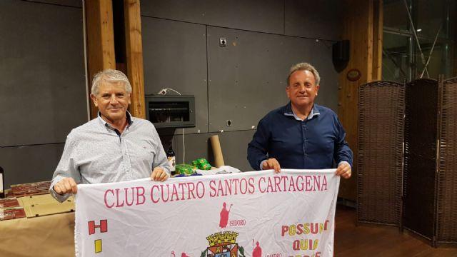 El Club Cuatro Santos Cartagena celebra su cena de gala y entrega sus premios y distinciones - 1, Foto 1