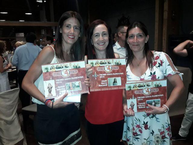 El Club Cuatro Santos Cartagena celebra su cena de gala y entrega sus premios y distinciones - 2, Foto 2