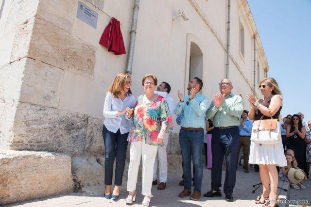 La investigadora María Cascales Angosto ya tiene su calle en el campus de la Muralla - 1, Foto 1
