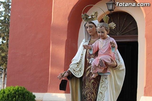 La tradicional misa en honor a la Patrona del Cementerio Municipal Nuestra Señora del Carmen se celebrará el lunes 16 de julio, Foto 2