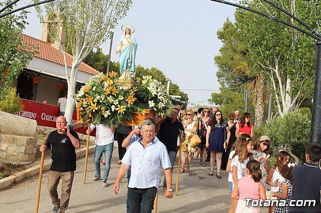 Las fiestas de la diputaci�n de Viñas y Carivete se celebran este pr�ximo fin de semana, Foto 1