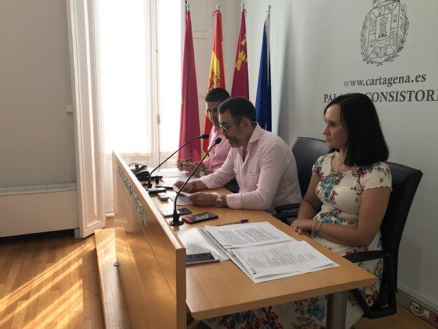 PP y Ciudadanos tendrán que validar otro intento de compra de voluntades de Castejón - 1, Foto 1