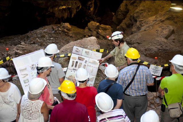 Abierto el plazo de inscripción para las visitas guiadas a Cueva Victoria - 1, Foto 1